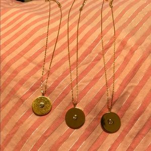 5 left! Heart of Gold Kate Spade Necklace